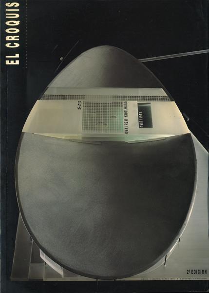 OMA / Rem Koolhaas 1987-1992: El Croquis 53