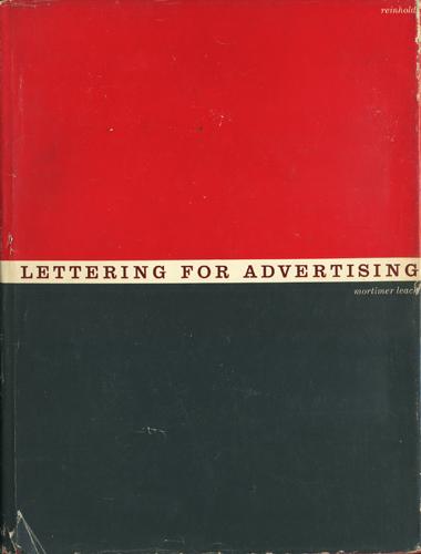 lettering for advertising