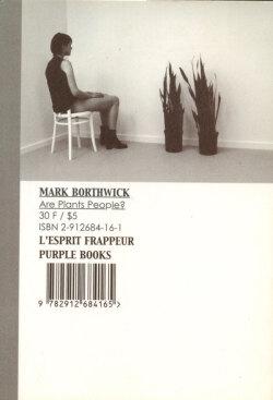 Mark Borthwick: Are Plants People?