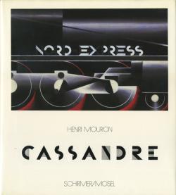 Cassandre  Plakatmaler-Typograph-Buhnenbildner
