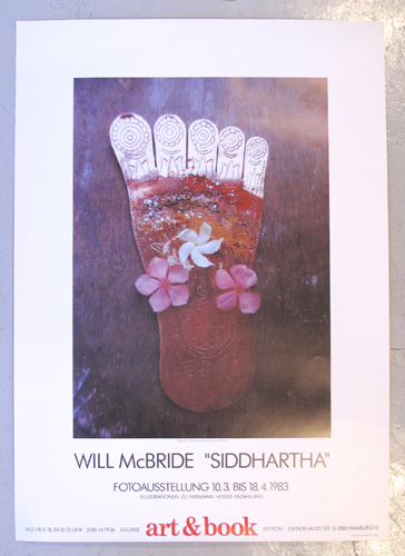 will mcBride: poster