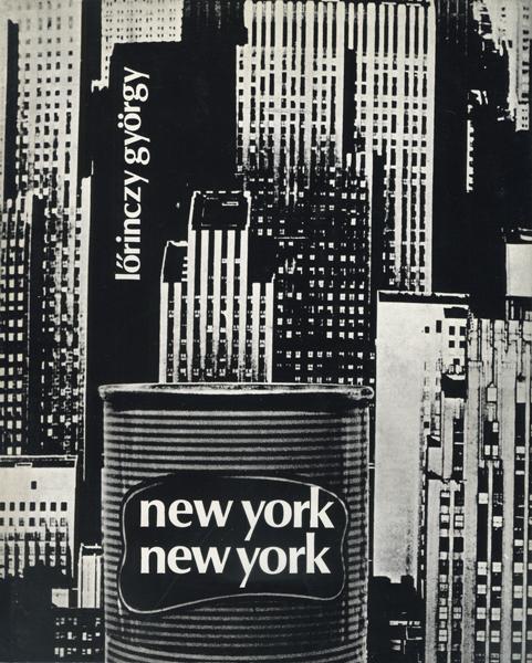 Lorinczy Gyorgy: New York, New York