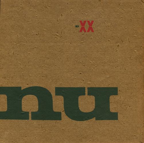 Sandberg: NU+NU2 2冊セット