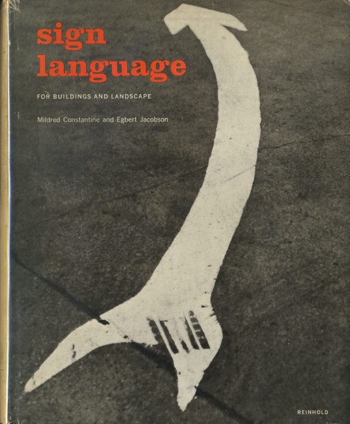 Sign Language for Buildings and Landscape