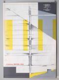 鈴木了二ポスター 現代建築 空間と方法11 物質試行20