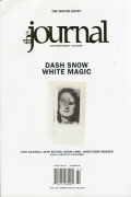 Dash Snow: On the way to the clap clinic / The Journal No.18 volume.6