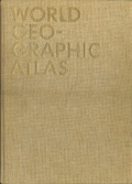 Herbert Bayer: WORLD GEOGRAPHIC ATLAS