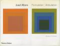 Josef Albers Formulation : Articulation