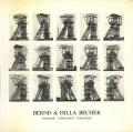 Bernd & Hilla Becher: Tipologie Typologien Typologies