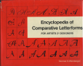 Encyclopedia of Comparative of Letterforms - for Artists and Designers
