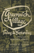 Greenwich Village Today & Yesterday