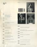 N°A Magazine featuring Dirk Van Saene