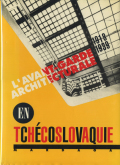 L'avant-garde architecturale en Tchccoslovaquie: 1918-1939