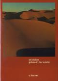Otl Aicher: gehen in der wueste