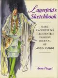Karl Lagerfeld: Lagerfeld's sketchbook