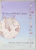 Tom Coreyポスター The Amazing WHALE Auction