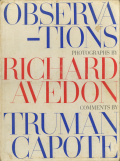 Observations: Photos von Richard Avedon; Text von Truman Capote.