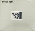 Dieter Rot: Gesammelte Werke band 1