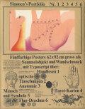 Simmen's portfolio n°1 / Über die Handlesekunst