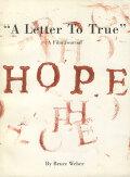 Bruce Weber: A Letter To True - A Film Journal