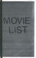 Dash Snow: Movie List
