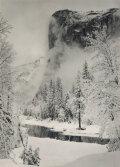 """Ansel Adams: Yosemite Special Edition Print """"El Capitan, Winter"""""""