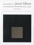 Josef Albers: The Prints of Josef Albers A Catalogue Raisonne 1915-1976