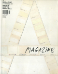 A Magazine #1 curated by Maison Martin Margiela