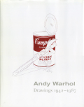 andy warhol drawing 1942- 1987
