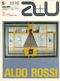 アルド・ロッシの構想と現実 a+u 1976年5月
