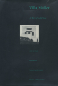 Villa Muller: A Work of Adolf Loos