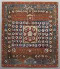梵字 胎蔵界曼陀羅