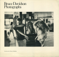 Bruce Davidson: Photographs [Inscribed & Signed] ブルース・デヴィッドソン