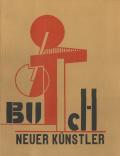 Buch neuer Künstler / Book of New artists