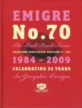 EMIGRE No.70: THE LOOK BACK ISSUE