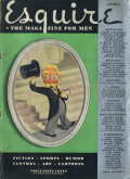 Esquire: The Magazine For Men 1935-37年 各号