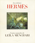 Les Vitrines Hermès : Contes nomades de Leïla Menchari
