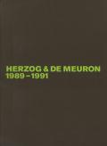 HERZOG & DE MEURON: The Complete Works 各巻