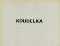 Josef Koudelka: Camargue