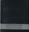 Marcel Duchamp Manual of Instructions for Etant Donnes