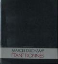 Marcel Duchamp Manual of Instructions for Etant Donnes