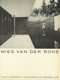 Philip Johnson: Mies van der Rohe