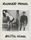 Richard Prince: Bettie Kline