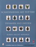 ScanScandinavian Art Pottery, Denmark & Sweden