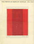 The Prints of Barnett Newman 1961-1969