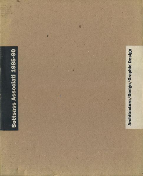 Sottsass Associati 1985-90