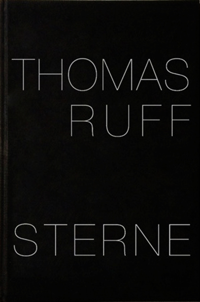 Thomas Ruff: STERNE