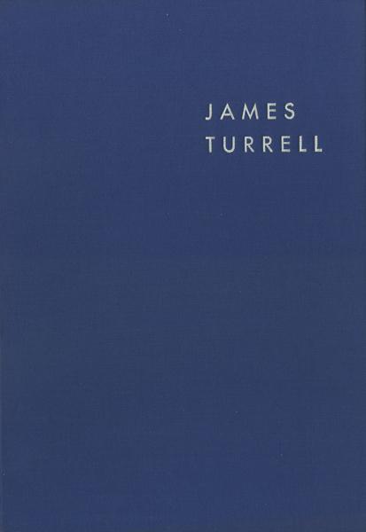 ジェームズ・タレル 未知の光へ 展 図録