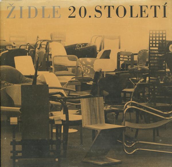 Zidle 20. STOLETI