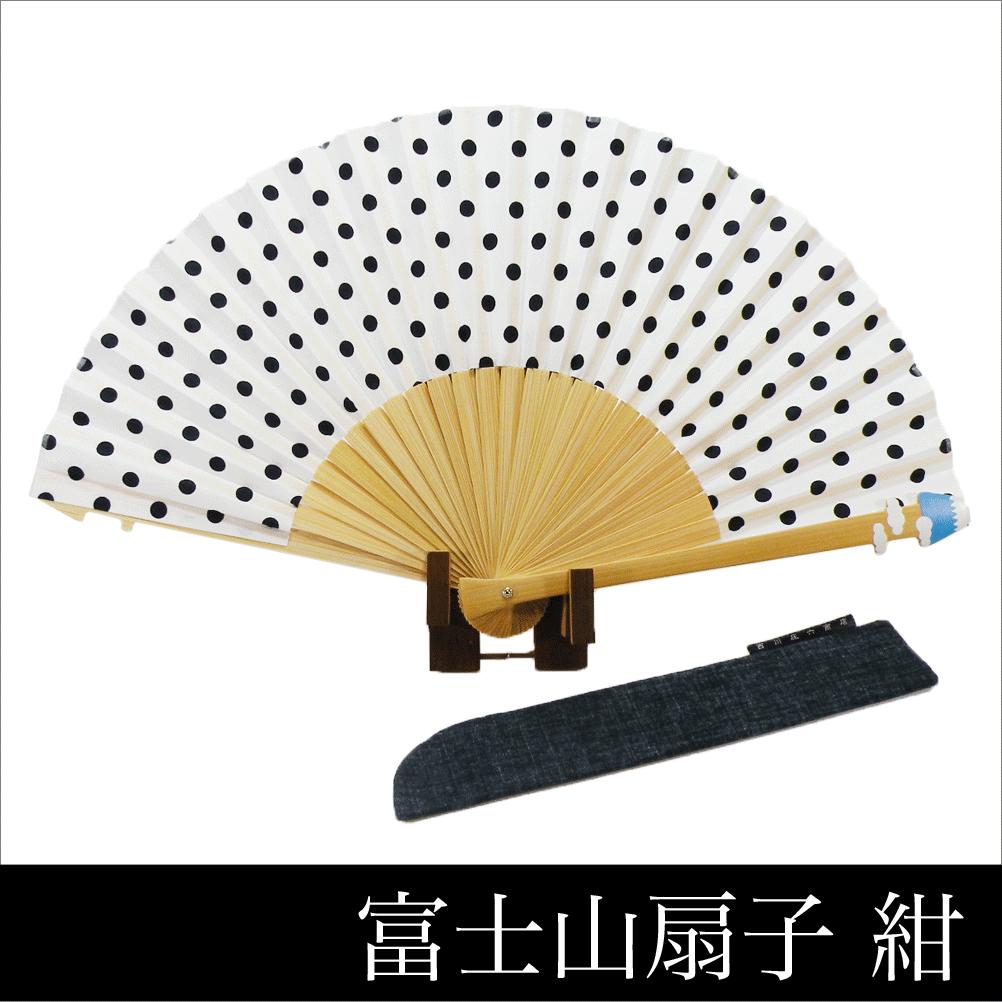 西川庄六商店 BOUDAI 扇子 富士山扇子  扇子